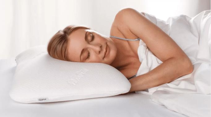 Le confort des oreillers TEMPUR dans notre magasin de literie de Lyon